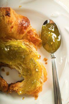Recipe: Green tomato and lemon marmalade || Photo: Francesco Tonelli for The New York Times