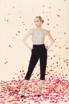 Alice + Olivia Resort 2014 Fashion Show Collection