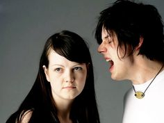 """""""I can tell that we we're gonna be friends...""""  I miss The White Stripes."""