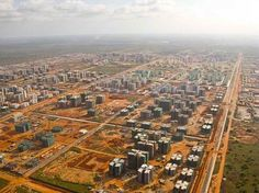 Urban Planning Failure: The Massive Chinese-built Ghost Town in Angola