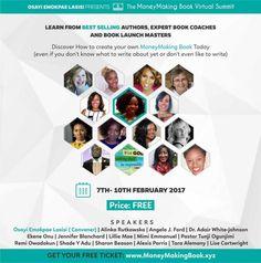 MoneyMaking Book Virtual Summit
