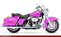 girly motorcycle