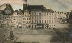 Najstarsze zdjęcie Wrocławia (Breslau) pochodzące z połowy XIX wieku. Unikalna…