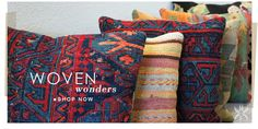 Woven wonders @magpiefields