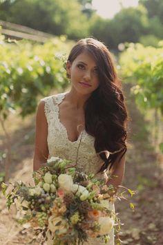 Monique Lhuillier Scarlet, $1,900 Size: 6 | Used Wedding Dresses