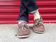 The Original Boat Shoe: Sperry Top-Sider