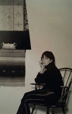 Triste Patti Smith