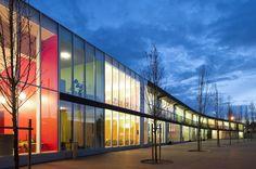 Escola Alemã (LIsboa) - Carrilho da Graça arquitectos