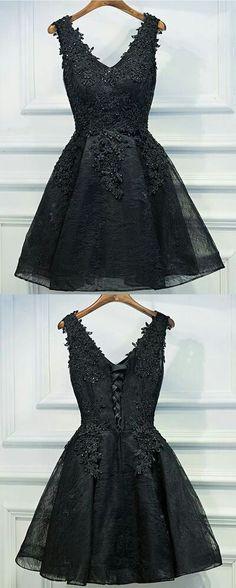 black homecoming dresses,homecoming dresses short,lace homecoming dresses,homecoming dresses for teens