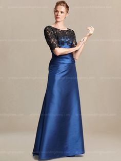 Unique mother of the bride gown provides a perfect elegance. The perfect design for your celebration.