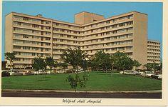 Wilford Hall Hospital, Lackland AFB