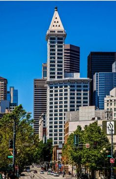 Seattle's Smith Tower revitalized, new visitor experiences and tours open August 2016 | Eat | Play | Sleep