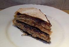 Flódni palacsinta torta - Powered by Beef, Food, Candy, Meat, Essen, Meals, Yemek, Eten, Steak