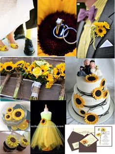 Are you planning a Sunflower wedding theme? weddingnewsday has tons of inspiring Sunflower wedding photos showcasing the best Sunflower wedding ideas and decors. Wedding Themes, Wedding Tips, Summer Wedding, Wedding Colors, Our Wedding, Wedding Flowers, Dream Wedding, Wedding Photos, Yellow Wedding Shoes