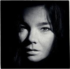 Björk by Alain Duplantier