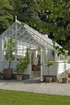 (6) Designed manufactured and erected by VictorianGreenhouses.com. #conservatorygreenhouse