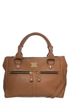 df3c87ddb138 Zalando bag Modalu England PIPPA SMALL Handbag brown