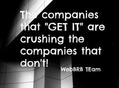 "The companies that ""GET IT"" #medicalwebspecialist #seo #branding  #socialmedia #digitalmarketing #startupmarketing #contentmarketing #healthcare #doctor #nurse #marketing #dentist #cardiologist #famous #dermatology #urology #mother #plasticsurgeon #trend #gastroenterology #business #profit #webdesign #growthhacker #webbrb"
