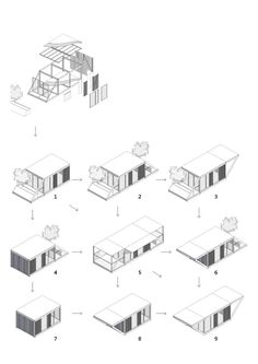 P-A-R-T :Prefabricated Apartment Remodeling Type - dioinno 디오이노