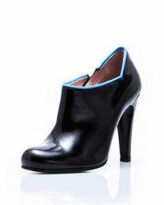Marc by Marc Jacobs Genuine Leather Booties - Booties - Shoes at Viomart.com