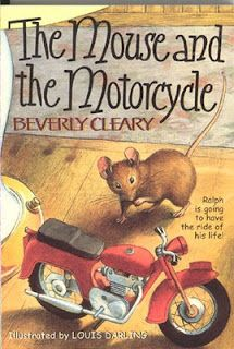 Chapter Books for Preschoolers: The Mouse & The Motorcycle