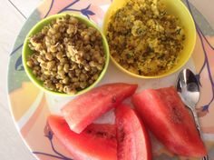 Methi ni bhaji na bhajiya [Steamed fenugreek dumplings] Dumplings, Lentils, Oatmeal, Canning, Breakfast, Kitchen, Food, Breakfast Cafe, Cucina