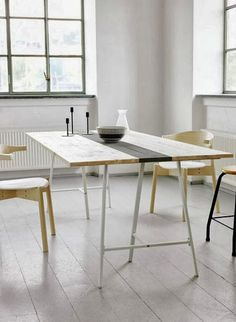 OUI . OUI: DIY ideas with natural wood