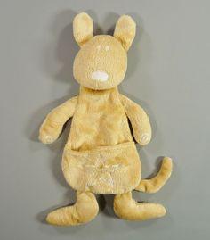 Doudou kangourou poche beige Skhuaban by Difrax garçons ou filles in Bébé, puériculture, Peluches, doudous | eBay