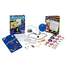 The Magic School Bus Jumping into Electricity Kit