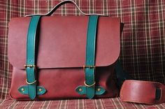 Two Tone Hipster Briefcase ($151.20)