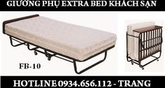 Các loại giường phụ khách sạn, giường phụ extra bed, giường gấp đa năng | Thiết bị khách sạn Hà Nội | Pulse | LinkedIn
