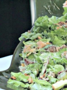 Smoked Salmon Waldorf Salad