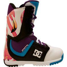 caab68855b7  Flamingo  DC snowboard boots Snowboarding Style