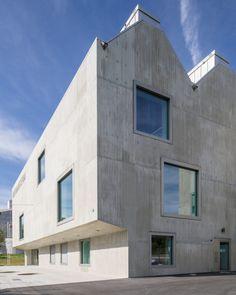 Natural History Museum St Gallen, Meier Hug and Armon Semadeni Architects, Switzerland, 2017