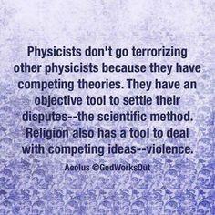 Very well said. #atheist #atheism #atheistrollcall #atheistpics #pray #faith #religion #godless #goodwithoutgod #heathen #freethinker #secular @godworksout