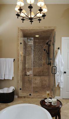 Bathroom Remodel  Love: Colors, fixtures, light, basket