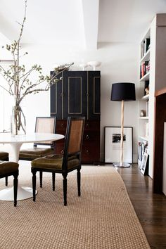 Peter Som's New York City Apartment - Celebrity Home - Lonny