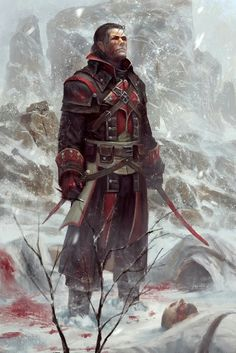 "I couldn't get myself to finish Rogue, but I always liked Shay in the ""Assassin's Creed"" mythos. He added depth to a faction that was mostly painted as just the bad guys because bad guys."
