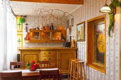 Mini bar w Pensjonacie Roxana w Szklarskiej Porębie