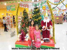 letztes Weihnachten 2012 und Neujahr in Thailand und am 8 Januar 2013 gehts nach 6 Jahren Aufenthalt Deutschland zurueck