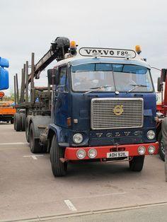 Retro Truck Show Volvo