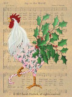 Image of Christmas Card: Joy