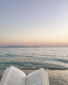 981 Likes, 25 Comments - ophelia Book Aesthetic, Summer Aesthetic, Aesthetic Pictures, Ocean Photography, Book Photography, Aesthetic Backgrounds, Aesthetic Wallpapers, Parejas Goals Tumblr, Ocean Photos