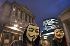 """Anonymous tells supporters of ISIS and al-Qaeda, """"We are declaring war against you, the terrorists."""""""
