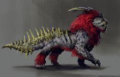 """Brent Hollowell - creaturespot.com - """"the spot for creature art, artists and fans"""""""