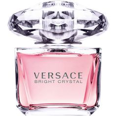 Versace bright crystal perfume.  LOVE the scent.  Florally and zesty!