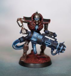 Tale of Painters: Tutorial: Painting Rusty Necron Armour Warhammer 40k Necrons, Warhammer 40k Figures, Warhammer Paint, Warhammer Models, Warhammer 40k Miniatures, Necron Army, Necron Warriors, Infinity The Game, Sf Movies