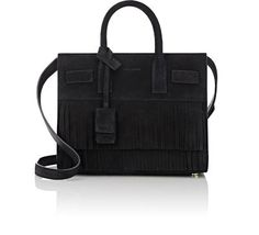 SAINT LAURENT Nano Sac De Jour. #saintlaurent #bags #shoulder bags #hand bags #suede