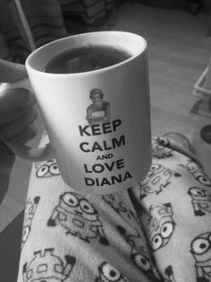 Keep calm and take a cup of tea