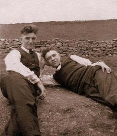 Bosom Buddies: A Photo History Of Male Affection    One name comes to mind: Ted Shawn -M